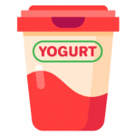 yoğurt dolum hazır kabı