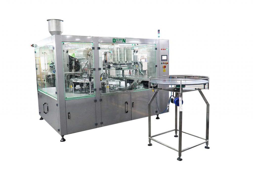 yoghurt-filling-machine